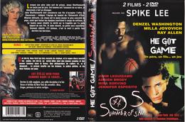 Dvd Zone 2 Spike Lee 2 Films 2 Dvd : Summer Of Sam + He Got Game Vf+Vostfr - Policiers