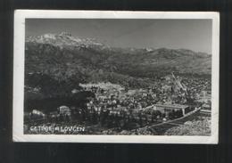 Montenegro CETINJE & LOVCEN - Montenegro