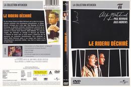 Dvd Zone 2 Le Rideau Déchiré (1966) Torn Curtain Vf+Vostfr - Policiers