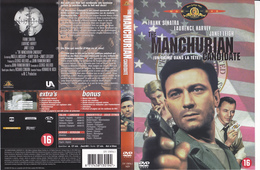 Dvd Zone 2 Un Crime Dans La Tête (1962) The Manchurian Candidate MGM Vf+Vostfr - Policiers