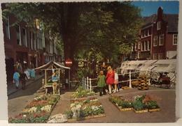 DELFT - ZUID-HOLLAND - BLOEMENMARKT - Market - Delft
