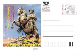 Czech Rep. / Postal Stat. (Pre2016/35) Battle Of Petrovaradin (1716); 300th Anniversary (Prince Eugene Of Savoy)