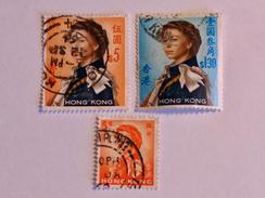 HONG-KONG  1962   Lot #3