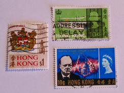 HONG-KONG  1966-68   Lot #5