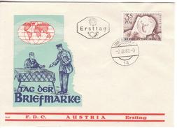 FDC 1960 - Mi.1083 : Tag Der Briefmarke , ST Innsbruck 1