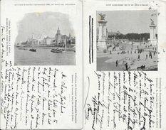 Lot N° 54 De 5 Cartes Dos Simple, Collection Du Journal La Photographie Française, Cliché Kodak: Paris, Castres, Mantes - 5 - 99 Karten
