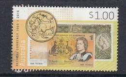 Australia 2016 - 50 Years Decimal Currency Used