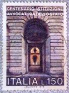 ITALIA 1976 YT 1254  Used