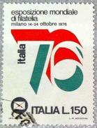 ITALIA 1976 YT 1255  Used