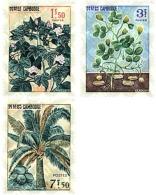 Ref. 98582 * MNH * - CAMBODIA. 1965. PLANTAS DE USO INDUSTRIAL