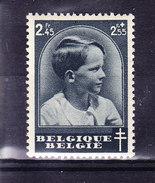 BELGIQUE COB. 446 **, COB: 6.50. (3T545)