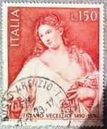 ITALIA 1976 YT 1271  Used