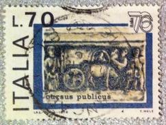 ITALIA 1976 YT 1273  Used