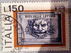 ITALIA 1976 YT 1275  Used