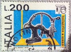 ITALIA 1976 YT 1276  Used