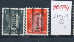 Österreich Nr.  674-79    (se1774  ) Siehe Bild !