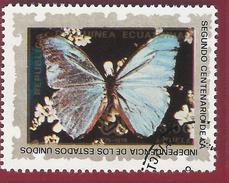 1976 - American Bicentenary - Yt:GQ 77-B - Used - Guinea Equatoriale