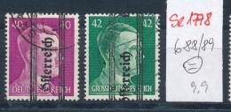 Österreich Nr.  688-9    (se1778  ) Siehe Bild !