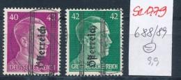 Österreich Nr.  688-9    (se1779  ) Siehe Bild !
