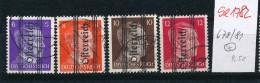 Österreich Nr.  678-81     (se1782  ) Siehe Bild !