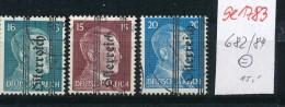 Österreich Nr.  682-4   (se1783  ) Siehe Bild !