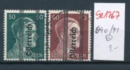 Österreich Nr.  690-91   (se1767  ) Siehe Bild !