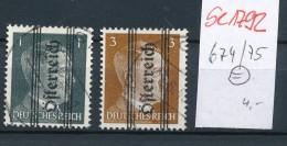 Österreich Nr.  674-5   (se1792  ) Siehe Bild !