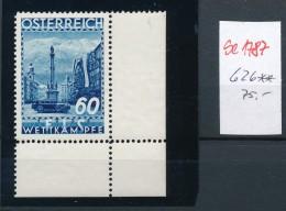 Österreich Nr.  626 **   (se1787  ) Siehe Bild !