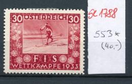 Österreich Nr.  583  *   (se1788  ) Siehe Bild !