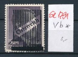 Österreich Nr.  V B   *   (se1791  ) Siehe Bild !