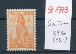 Potugal  Sao Tome  Nr.  293   *   (se1773  ) Siehe Bild !