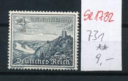 D.-Reich Nr. 731   **   (se1732  ) Siehe Bild !