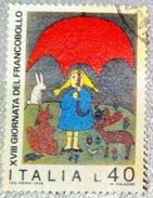 ITALIA 1976 YT 1278  Used