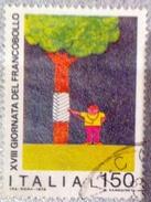 ITALIA 1976 YT 1280  Used