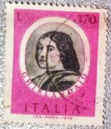 ITALIA 1976 YT 1282  Used