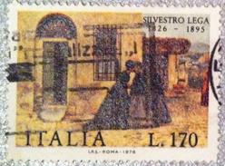ITALIA 1976 YT 1286  Used