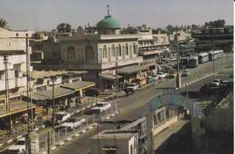 PALESTINE----GAZA----(voitures Bus)---voir 2 Scans