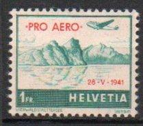 Suisse  Pa 34A **