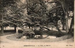 ERMENONVILLE -60- LE PARC LE MIROIR