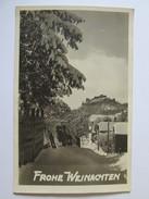Rupea/Reps/Kohalom,Romanian Used Postcard 1940