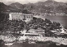 06----ROQUEBRUNE-CAP-MARTIN--résidence Du Cap Martin Et Sa Piscine-vue Aérienne--voir 2 Scans