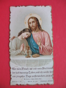 Andenken An Das Erste Messopfer Des Priesters Heinrich Furrer.Pfarrkirche Zu Hospenthal - Images Religieuses