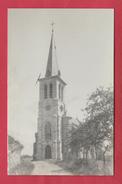 Montignies-St-Christophe ( Erquelinnes ) - L´Eglise - Editeur BINTS , Philippeville ( Voir Verso ) - Erquelinnes