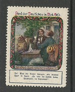 Deutschland Ca 1912 Reklamemarke Vignette *