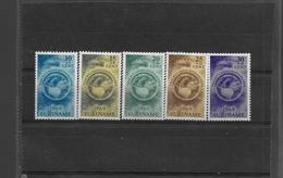 SURINAM   1969 DANS Y.T.491-495   MNH/** - Surinam