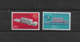 SURINAM   1970  Y.T.515-516   MNH/** - Surinam