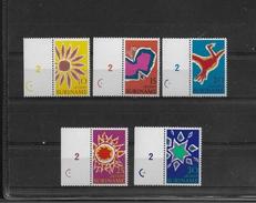 SURINAM   1970  Y.T.508-512  MNH/** - Surinam