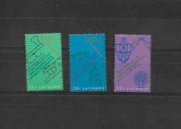 SURINAM   1971  Y.T.539-541  MNH/** - Surinam