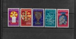SURINAM   1971  Y.T.546-550  MNH/** - Surinam