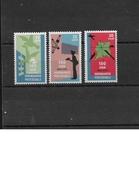 SURINAM   1973 Y.T.588-590 MNH/** - Surinam